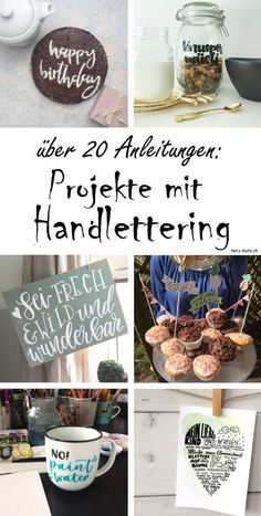 Photo of Projekte mit Lettering – Herz-Kiste
