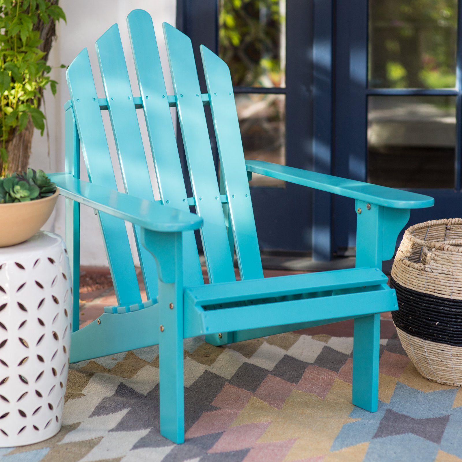 Patio Garden In 2020 Adirondack Chair Wooden Adirondack Chairs Modern Outdoor Furniture