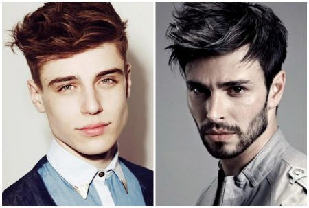 Pin Di New Hairstyles For Men