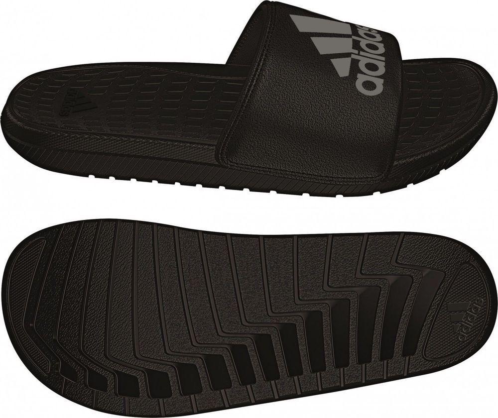 Adidas AQ5897 Voloomix Slides BLACK