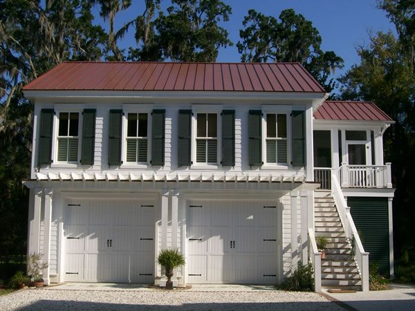 House Plans - Home Plan Details : Garage With 2-Bedroom Apartment ...