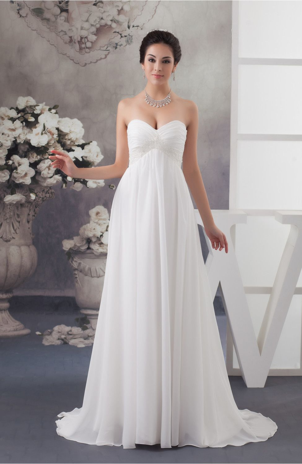 b1e8272c2980a Maternity Bridal Gowns Inexpensive Sweetheart Fall Full Figure Formal