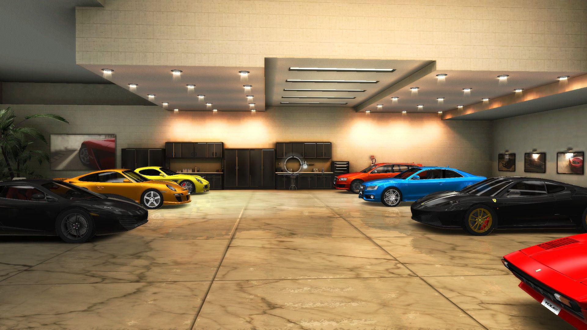 Collectors Garage Luxury Garage Garage Design House