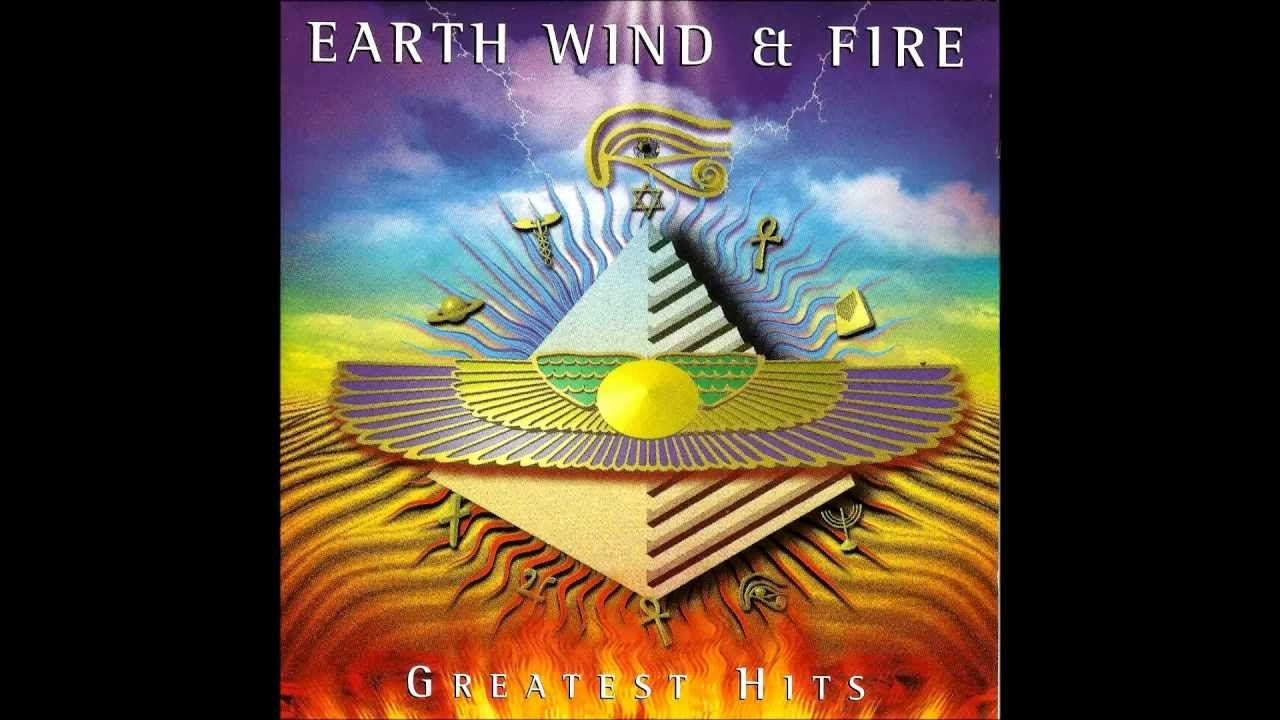 Earth Wind & Fire, Let's Groove. HD 1080-P