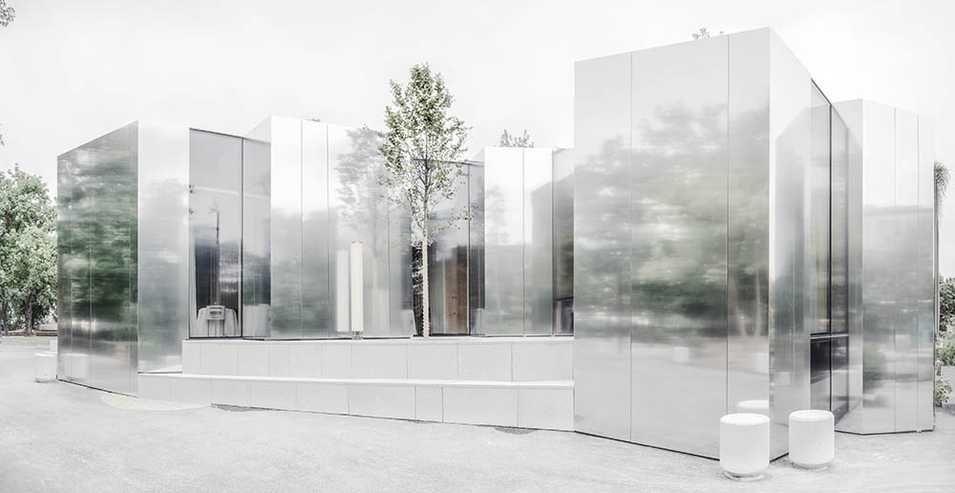 Steirereck Amag Austria Metall Ag Architektur Aluminium