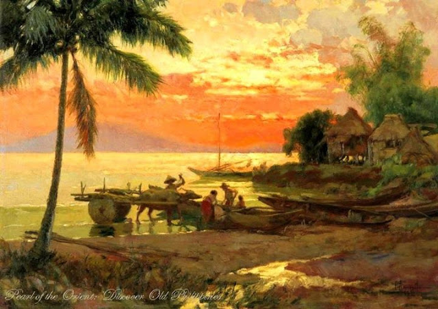 Fernando Amorsolo Biography and Paintings of the
