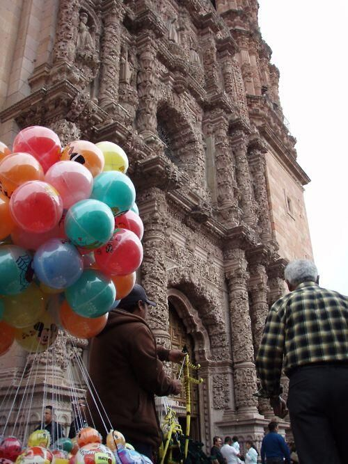 Catedral Zacatecas.