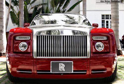 38+ Red rolls royce phantom Wallpaper