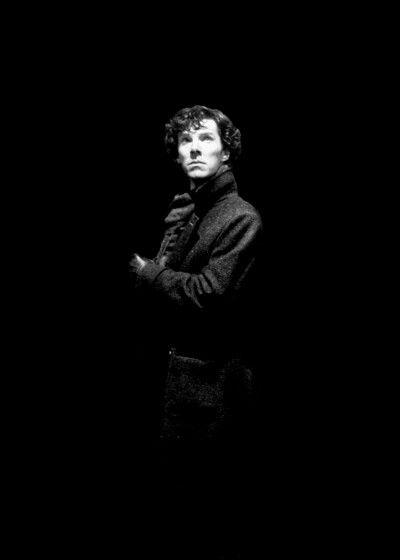 Black And White Benedict Sherlock Sherlock Holmes Sherlock Bbc