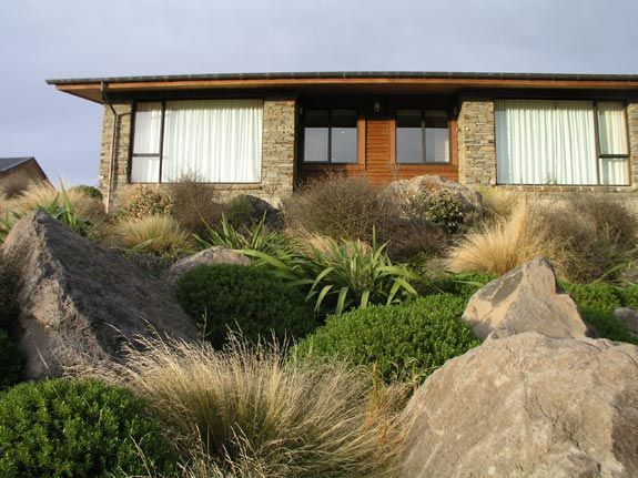 Image result for native planting landscape cedar house nz ...