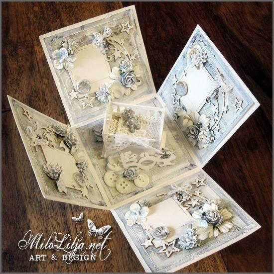 Handmade by Milo Lilja Welcome to my webside: http://milolilja.net ♥