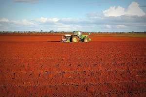 importance of red soil