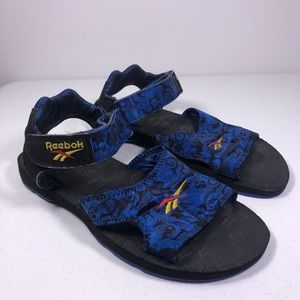 Vintage 90s Reebok Sport Athletic Sandals RARE GPX