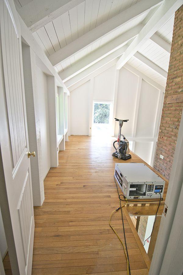 Refinishing Hardwood Floors With A Rental Floor Sander Refinishing Hardwood Floors Hardwood Floors House