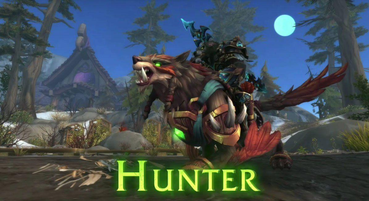 Wow Hunter Bm Artifact Transmog Set For Legion 1 Wow Hunter Transmog Legion Hunter