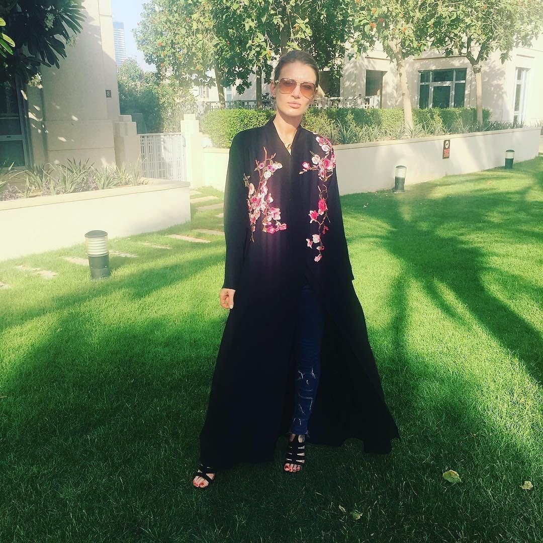 Instagram Photo By Oc Fashion Design Jun 11 2016 At 1 07pm Utc Fashion Design Fashion Abaya Fashion