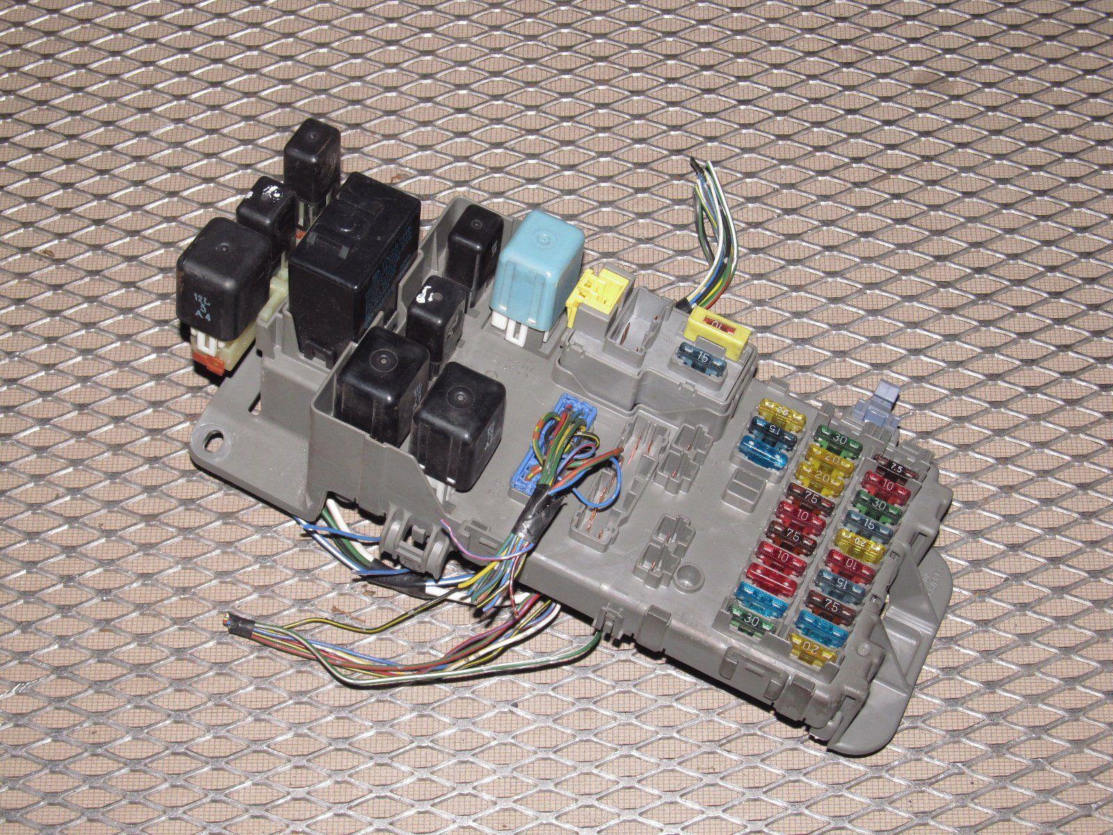 92-96 Honda Prelude OEM Interior Dash Fuse Box | Products ... on