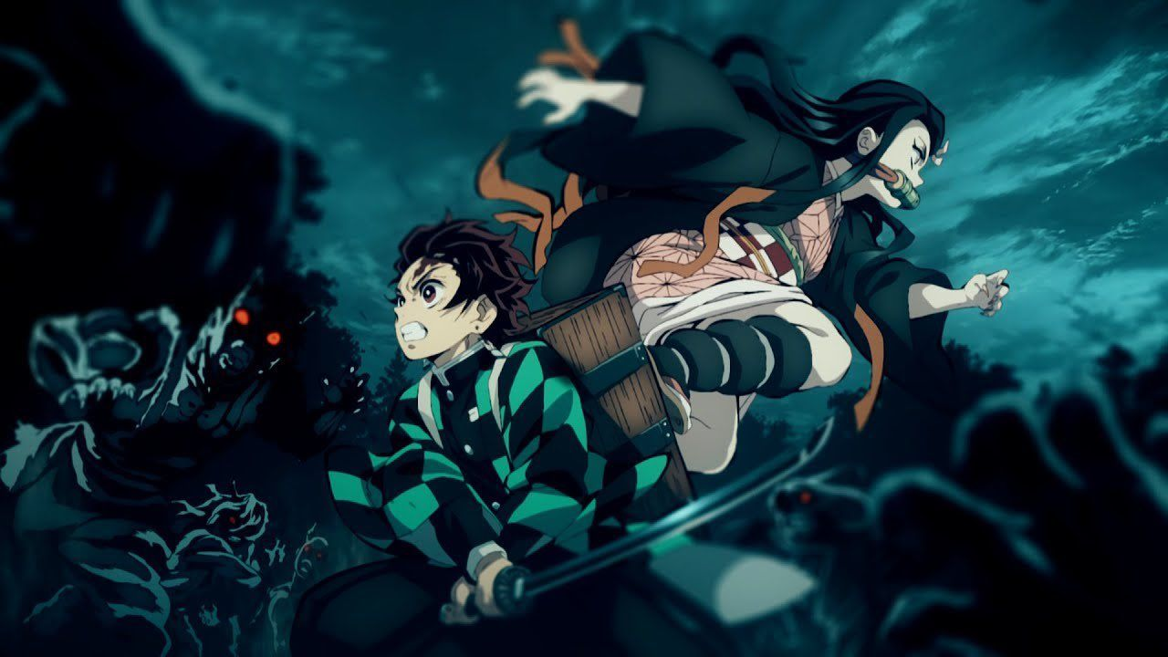 On Twitter Hd Anime Wallpapers Anime Demon Anime