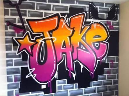 graffitis de nombres  Buscar con Google  Ideas para el hogar