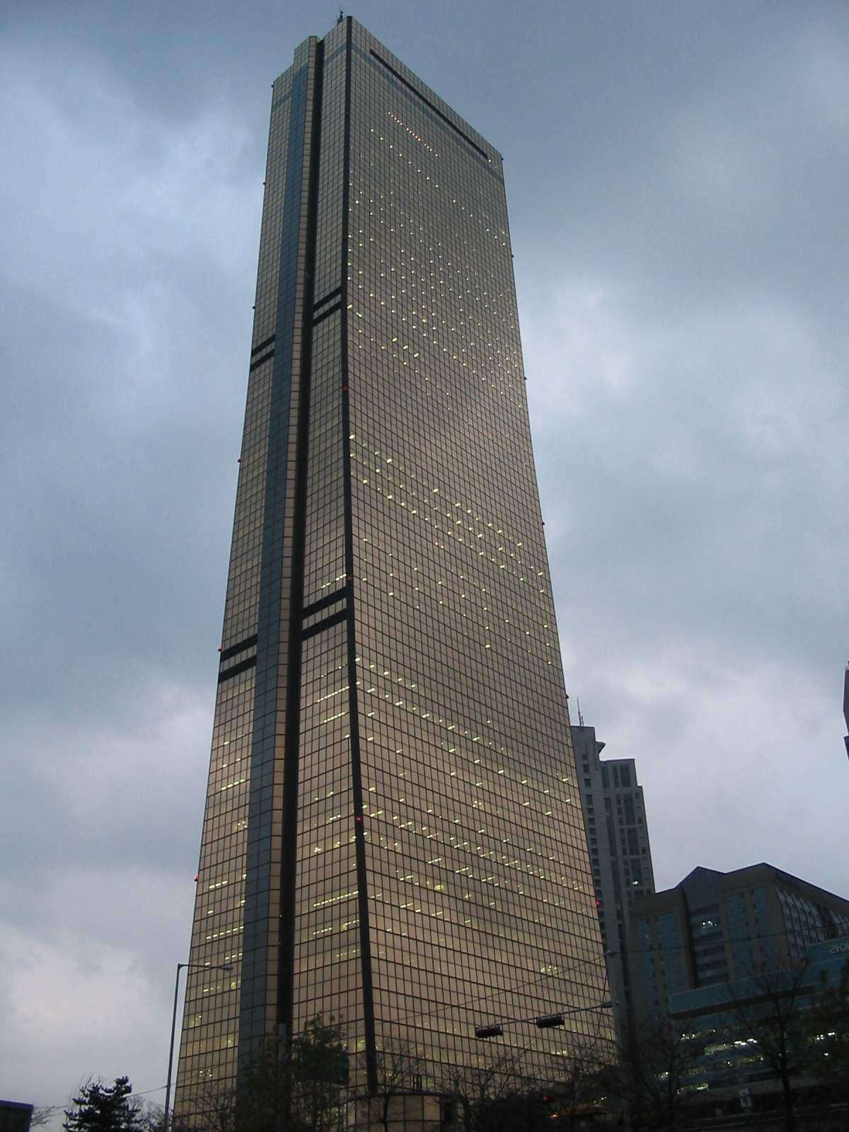 Tallest Building In Seoul South Korea 1999 I Ve Seen Some