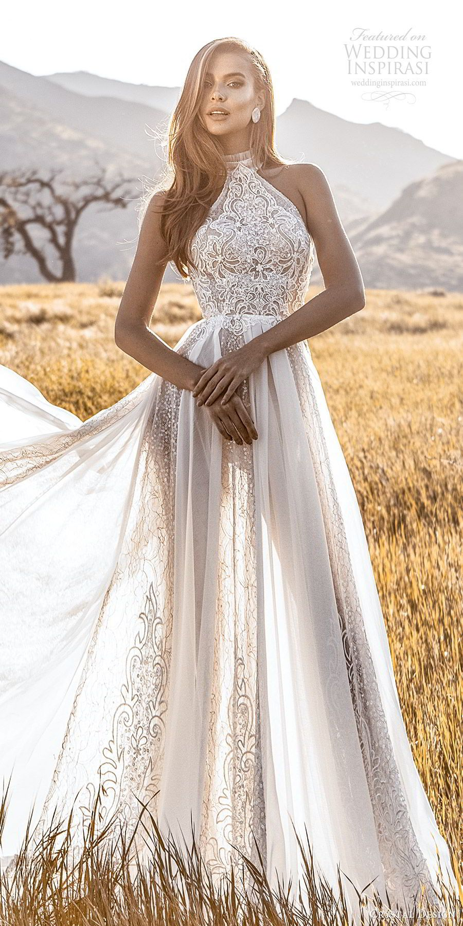 "Crystal Design Couture 2020 Wedding Dresses — ""Catching the Wind"" Bridal Collection 