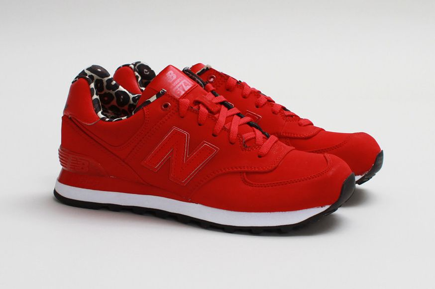 all white new balance womens red new balance trainers