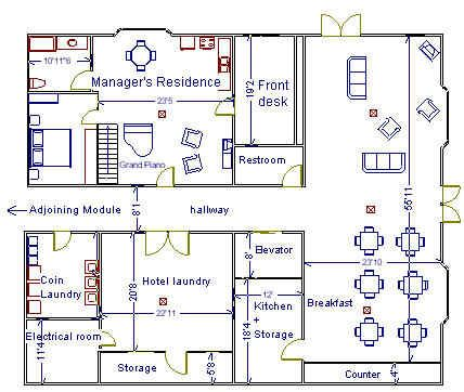 Motel Floor Plans Find House Plans Floor Plans Hotel Floor Plan Hotel Floor