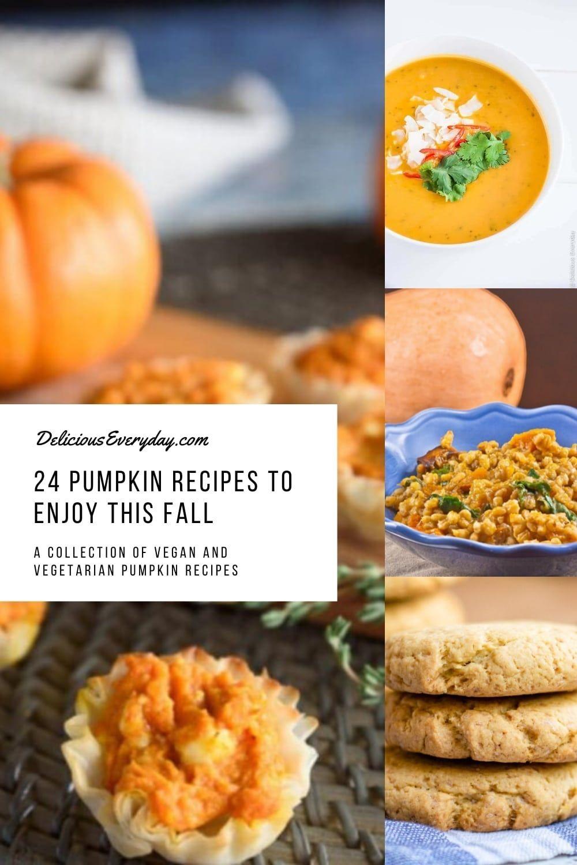 22 Incredible Pumpkin Recipes For Fall In 2020 Pumpkin Recipes Pumpkin Breakfast Recipes Pumpkin Recipes Dinner