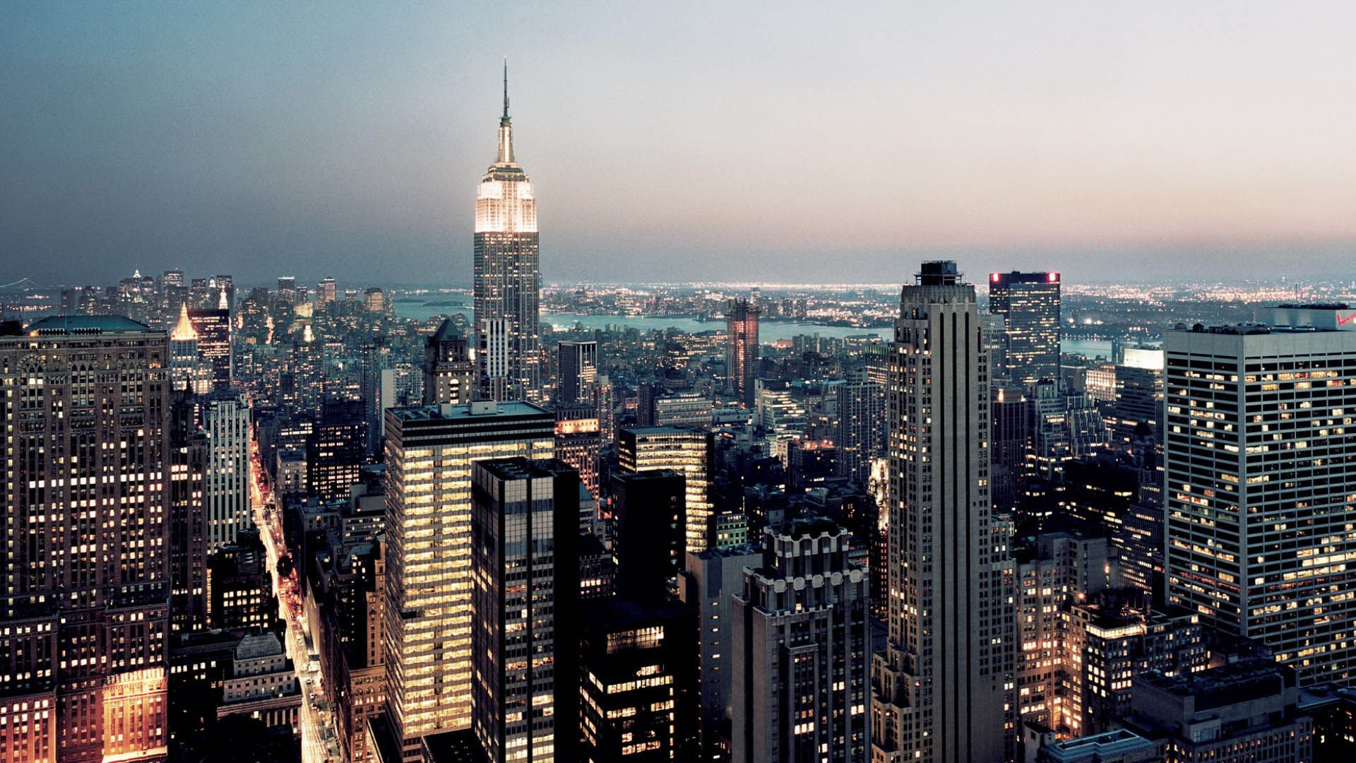 Cities Hd Wallpapers Backgrounds Wallpaper New York Wallpaper