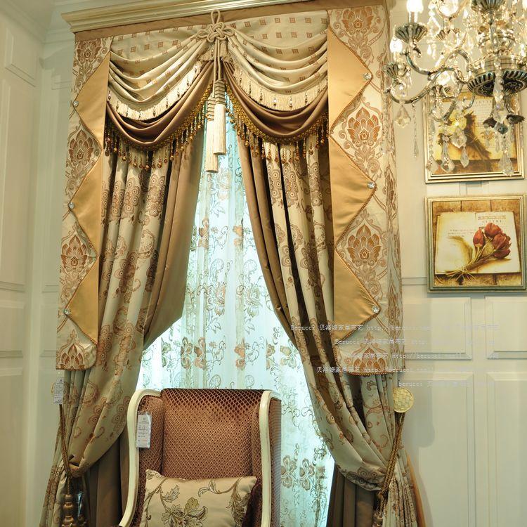 Shop Popular Luxury Drapery Fabric From China Luxury Drapery Luxury Curtains Curtains