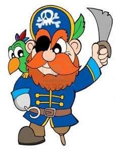 Coloriage De Cochon Pirate.Imprimer Le Dessin En Couleurs Pirate Numero 119250 Images