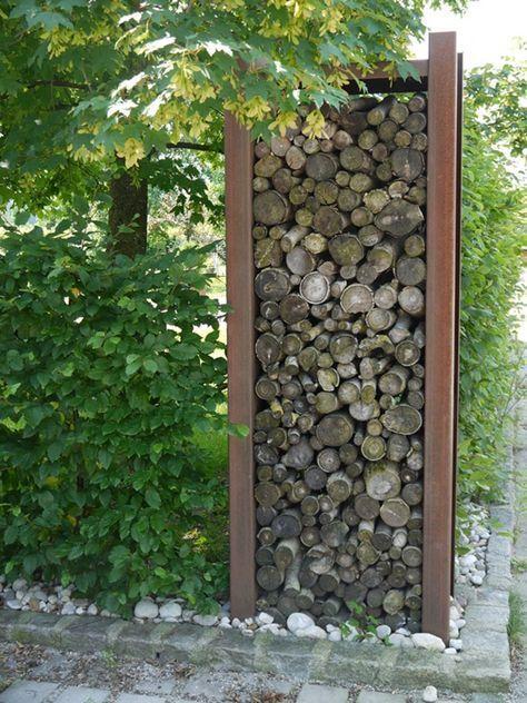 Sichtschutz für den Garten \u203a Zinsser Gartengestaltung Garten