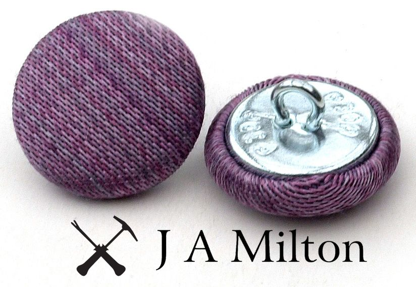 J A Milton Upholstery Supplies Offers A Custom Button Making Service