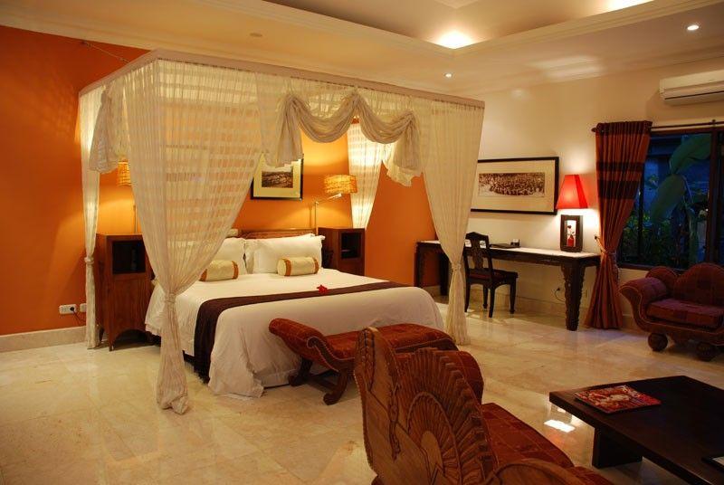 Luxury Suit Bedroom Design Viceroy Hotel Bali