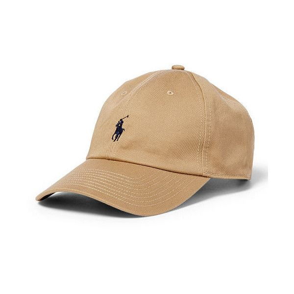 57209c1acaf Ralph Lauren Polo Golf Fairway Cotton Twill Hat ( 35) ❤ liked on Polyvore  featuring