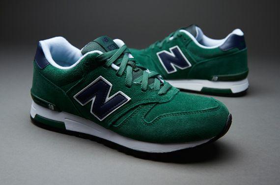 new balance green blue