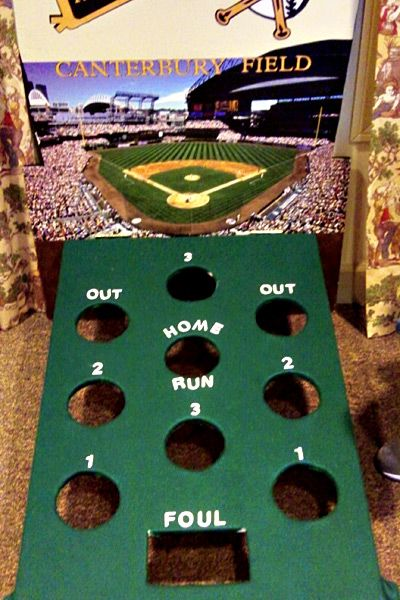 Stupendous Bean Bag Baseball Outdoor Games For Kids Bean Bag Dailytribune Chair Design For Home Dailytribuneorg