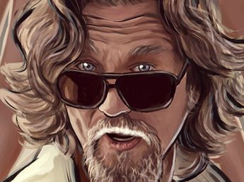 Entertaining illustrations of The Big Lebowski and more by artist, Sam Gilbey. Artist's website: http://samgilbeyillustrates.com/the-big-lebowski/