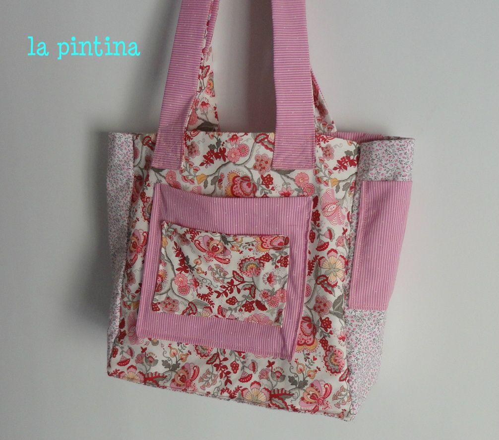 Bolso romántico / Romantic bag