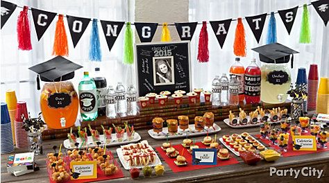 Image Result For 2017 High School Graduation Party Decoration Ideas