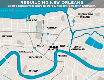 new orleans map | Stock Images | New orleans map, Map, New Orleans