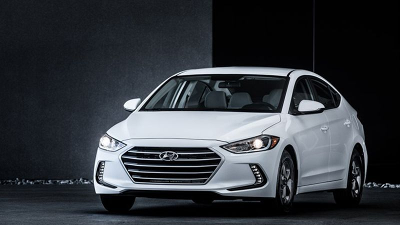 2017 Hyundai Elantra Eco 1 4t Review All Around Performer With Images Hyundai Elantra Elantra Latest Cars