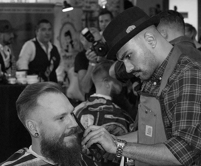 www.charlemagne-premium.com View the best mens hairstyles from Charlemagne Premium male grooming and beard styling. We love the sexy looks using pomades, clay, matte paste and the coolest messy looks. shave tattoo shaving beard styles mens hair styling undercut hairstyles undercuts for men bike biker surfer look inspiration rock n roll  Men's Hair, Haircuts, Fade Haircuts, short, medium, long, buzzed, side part, long top, short sides, hair style, hairstyle, haircut, hair color, slick.. #erkeksaçmodelleri