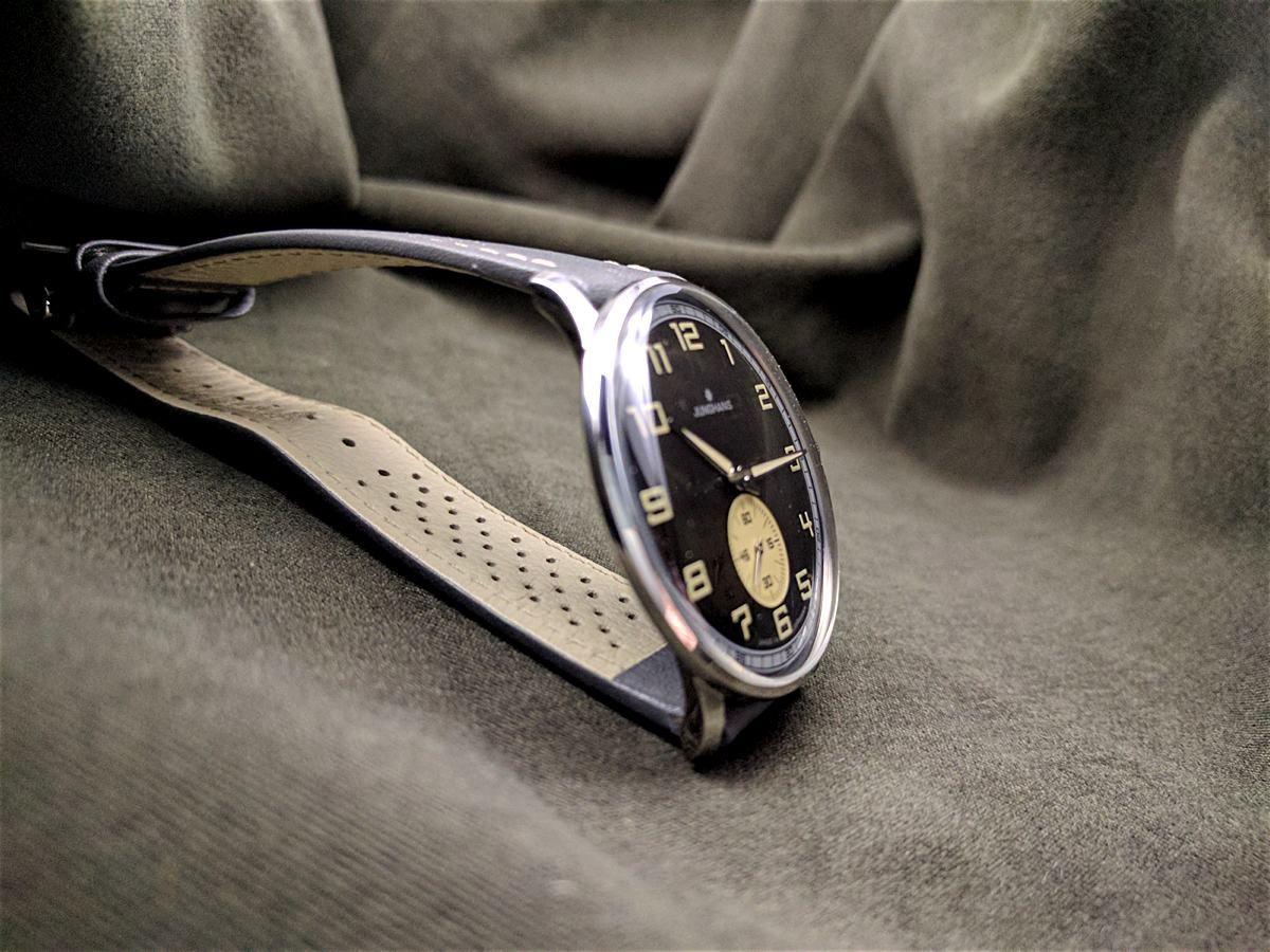 Junghans Meister Driver Handaufzug (7,3 mm)