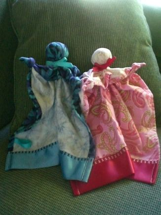 Free Nubbie Doll Pattern (simpler version than the method I use!  I'll try it!)