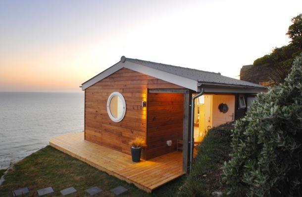the-edge-cornwall Houses Pinterest Kleines zuhause, Hütten - welche treppe fr kleines strandhaus