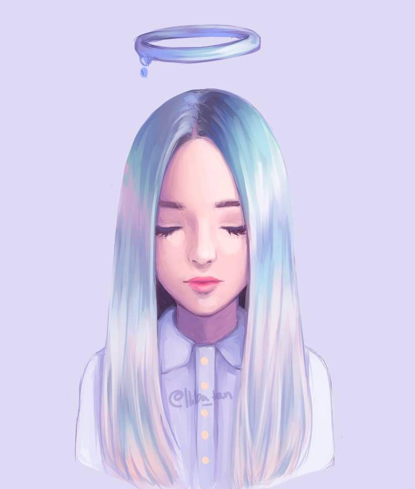 Pastel angel by Hiba-tan on DeviantArt