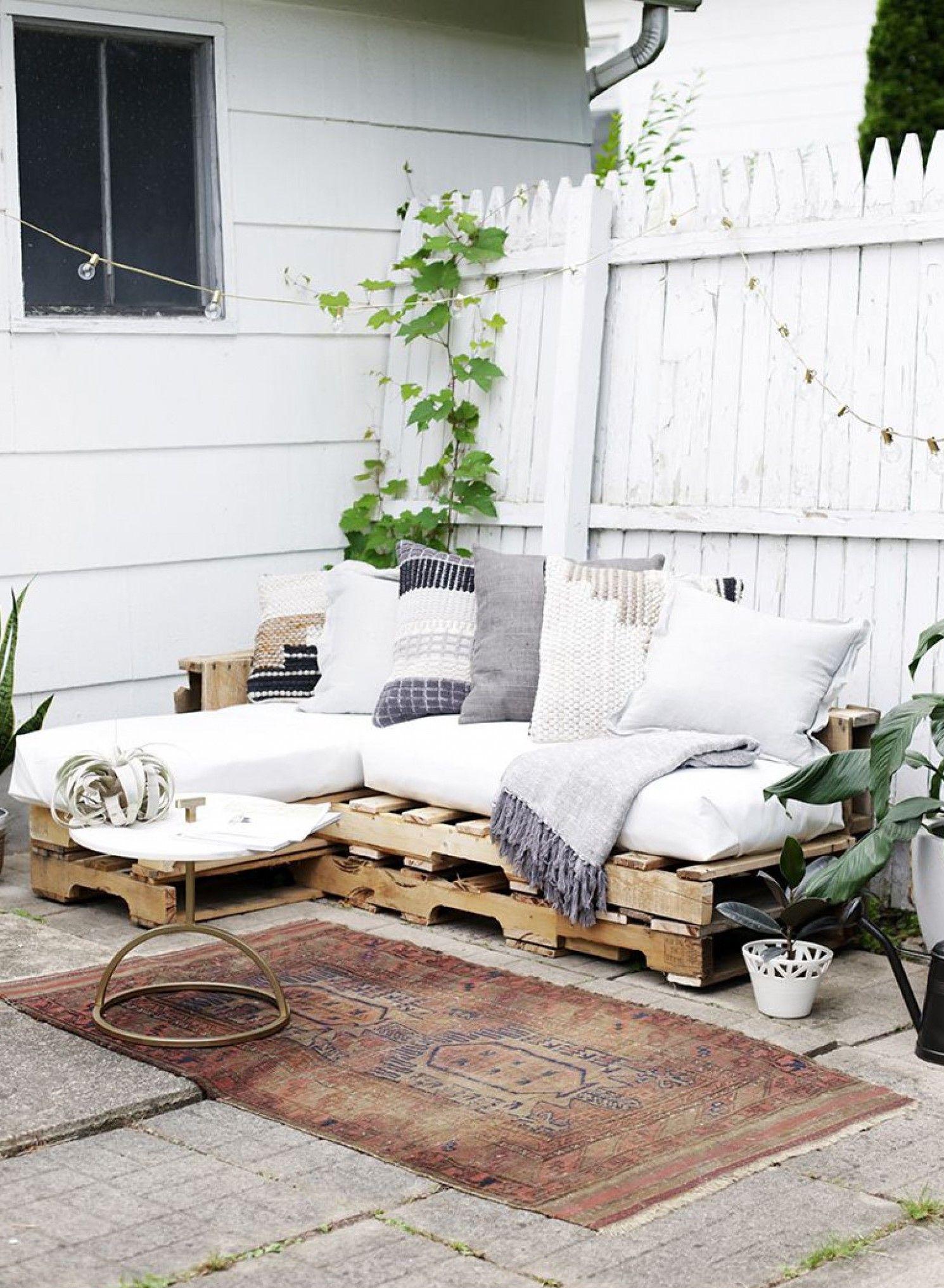 12 idées brilliantes de déco en palette pour votre maison et ...