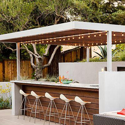 43+ Backyard bar designs info