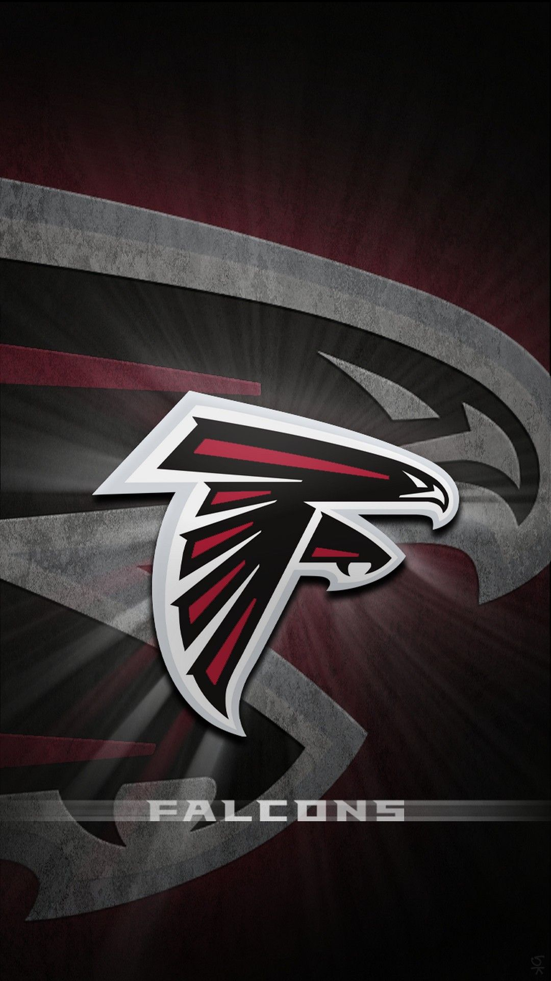 Atlanta Falcons Iphone Home Screen Wallpaper Best Nfl Wallpaper Futbol Americano Nfl Atlanta Falcons Halcon